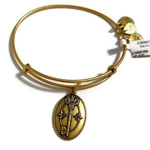 Alex and Ani Key to Life Bracelet